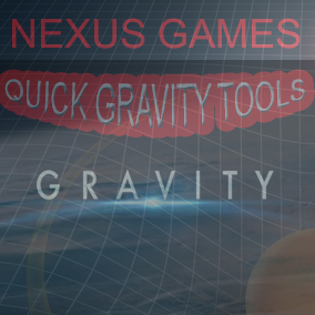 Quick Gravity Tools works like a trigger and allows you to quick enable various gravity settings to a large number of static meshes, with few clicks.
