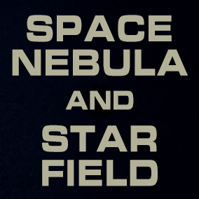 Space Nebula and Starfield - Procedurally generated Universe!