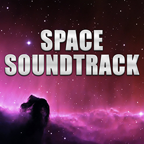14 seamlessly looping atmospheric electronic Sci-Fi themed songs.