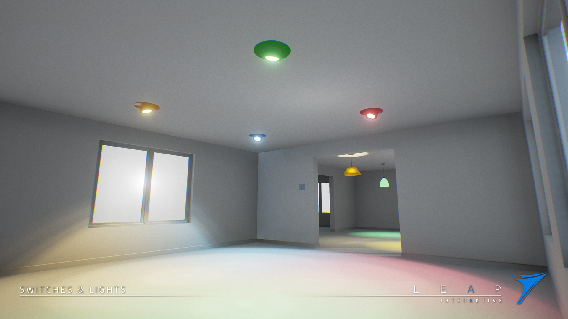 Switches And Lights Pack by Leap Interactive Ltd in FX - UE4 Marketplace
