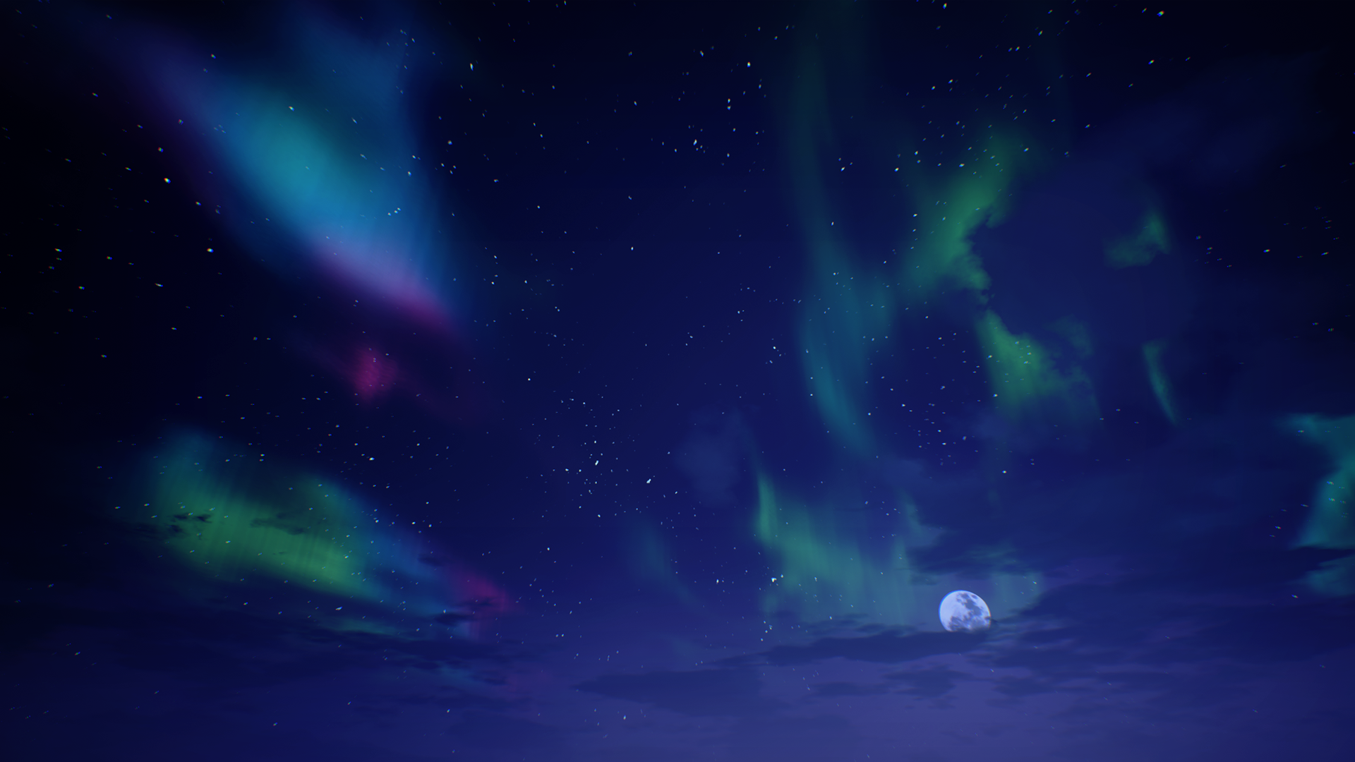 ue4 how to make dynamic sky