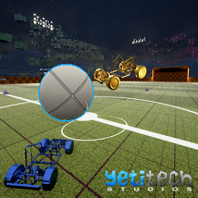 Vehicle Soccer Multiplayer Template