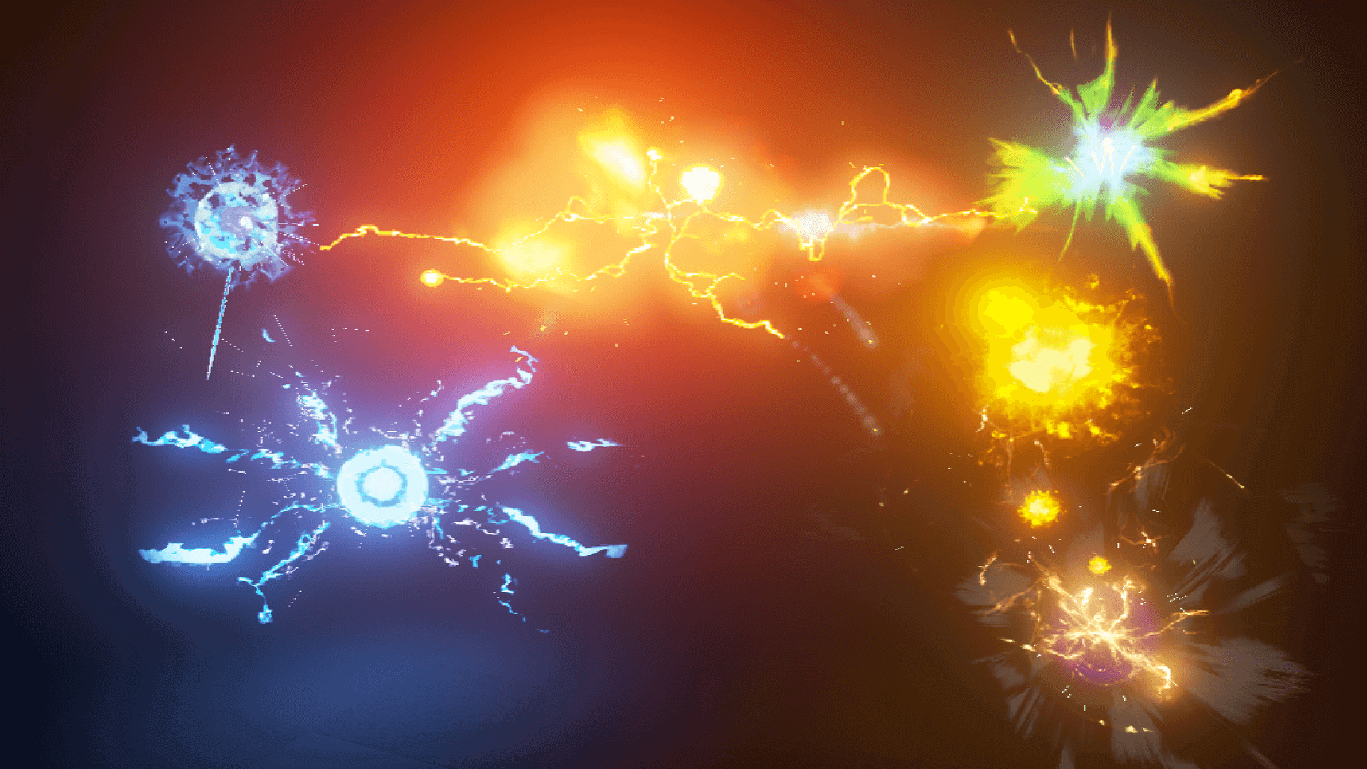 Advanced Magic FX 08 by Kakky in Visual Effects - UE4 Marketplace