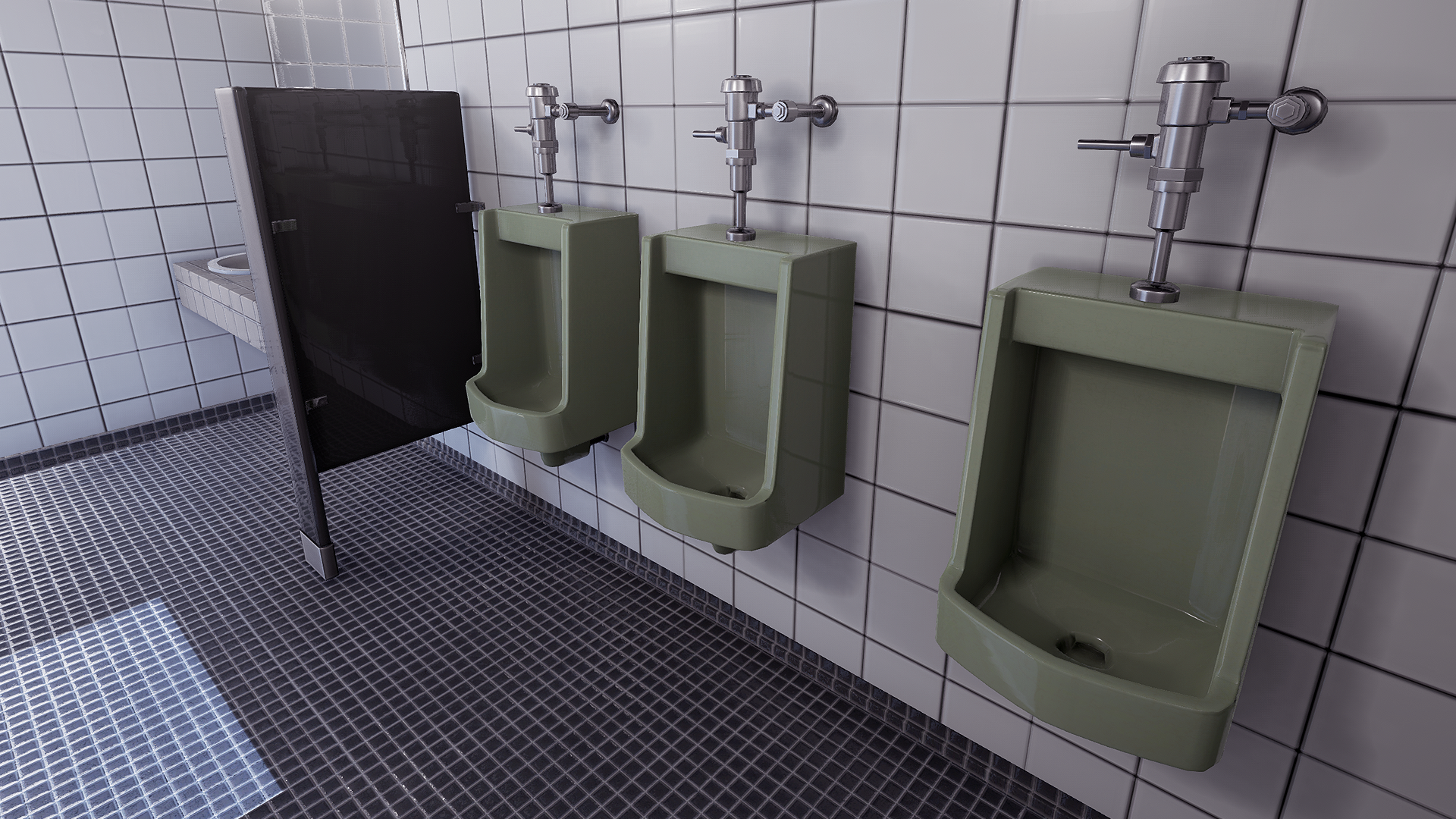 Bathroom Urinal bathroom pack series 1skipper research and development in