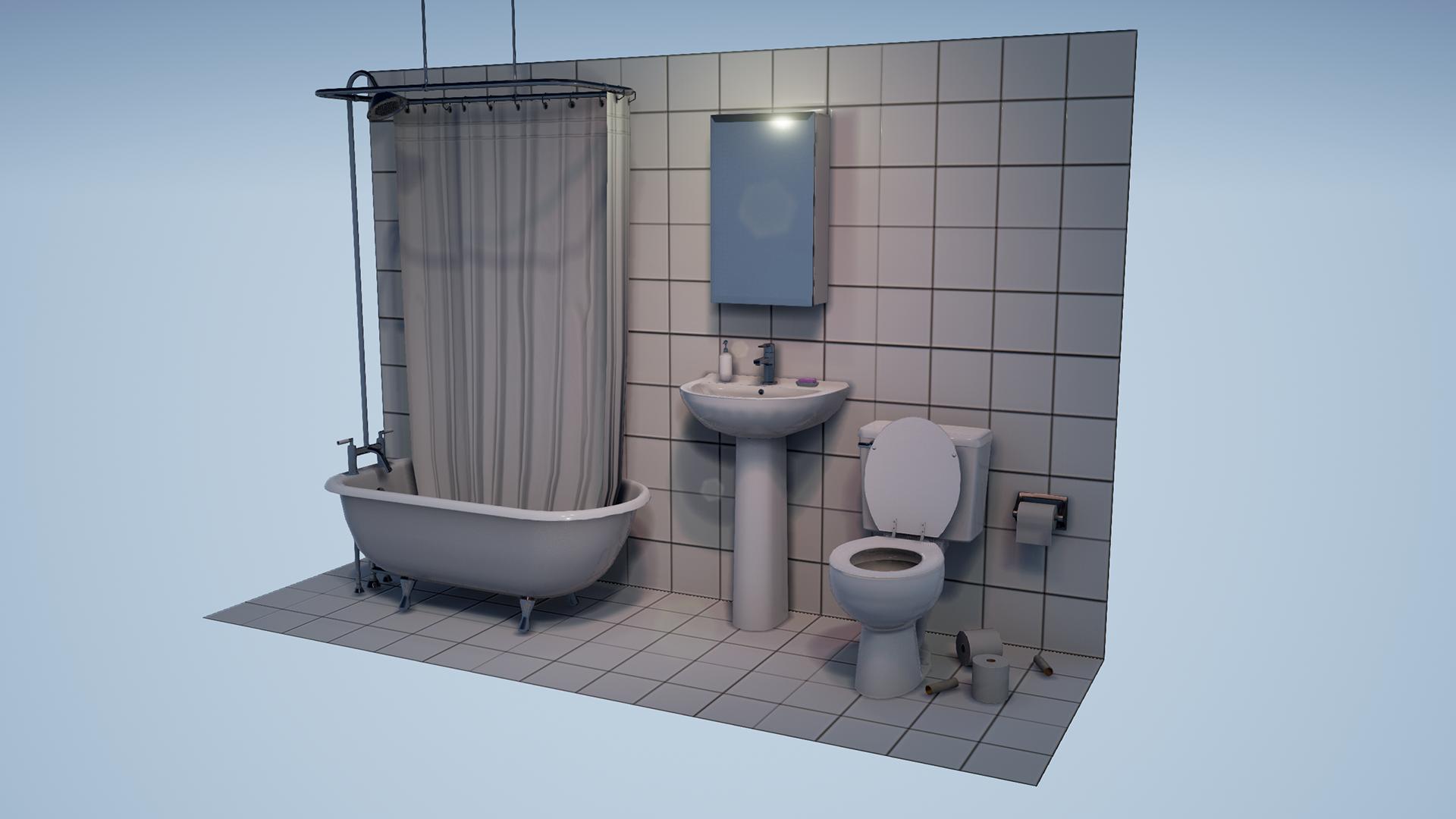 share store bathroompackseries screenshot  x adaceaeebacfaafe: architecture bathroom toilet