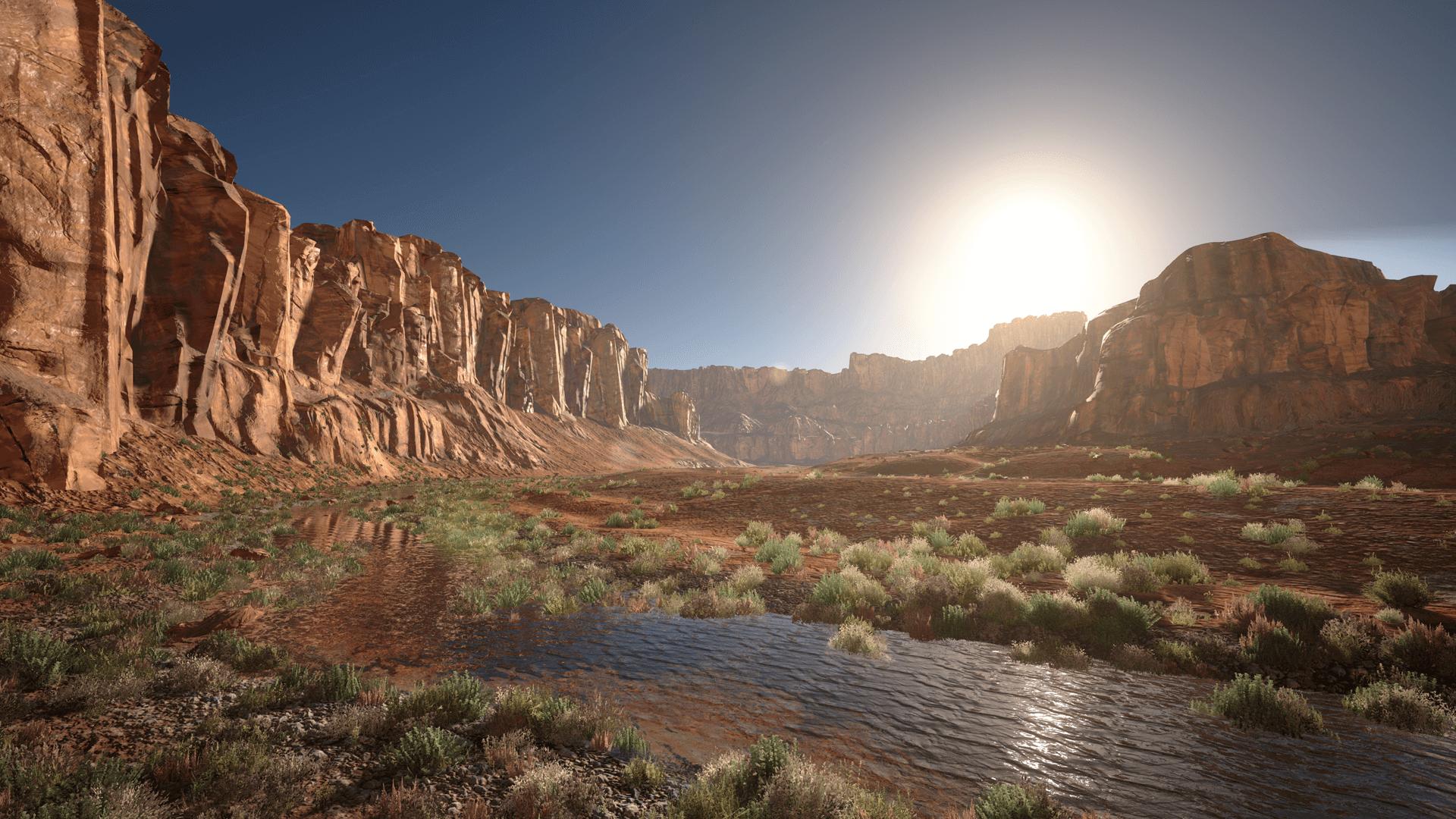 Photorealistic Landscape Pack 3 by Gokhan Karadayi in