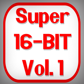 Super 16-Bit Volume 1 is a collection of original, 16-Bit/SNES inspired tracks for your game projects.