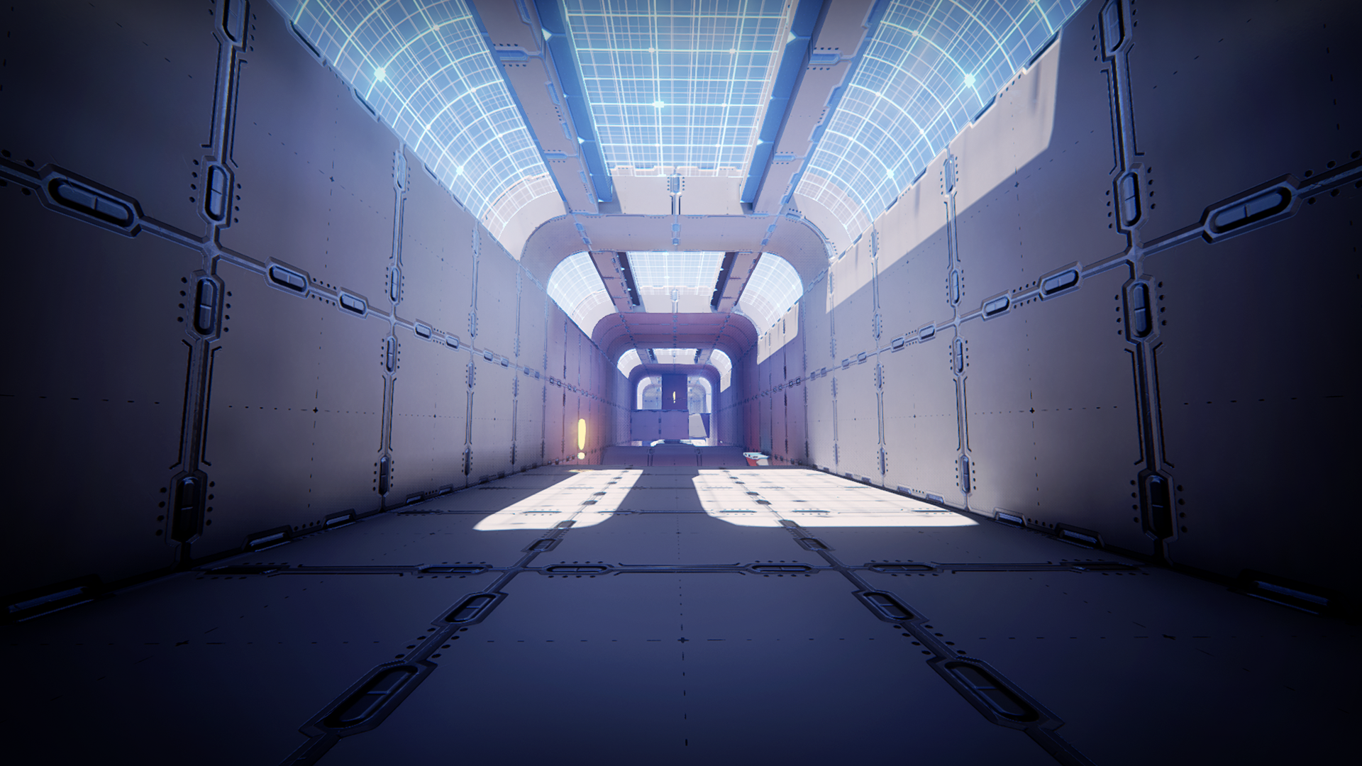 how to make a holographic material in unreal engine