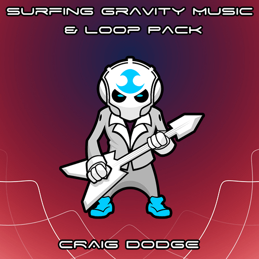 Surfing Gravity is one of the funky pop tracks from the Space Age Funk album. Excellent for games and apps in the fun, quirky, spacey, hip, children, and anything that promotes fun!