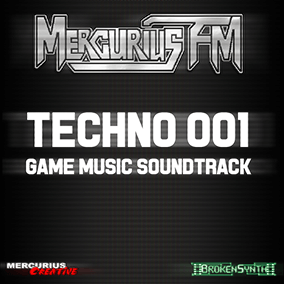 A complete game soundtrack by award winning composer and music producer Mercurius FM. Over 30 minutes of original high quality, seamlessly looping, techno music provided in two speeds. Ideal for racing games, fighting, and other genres.