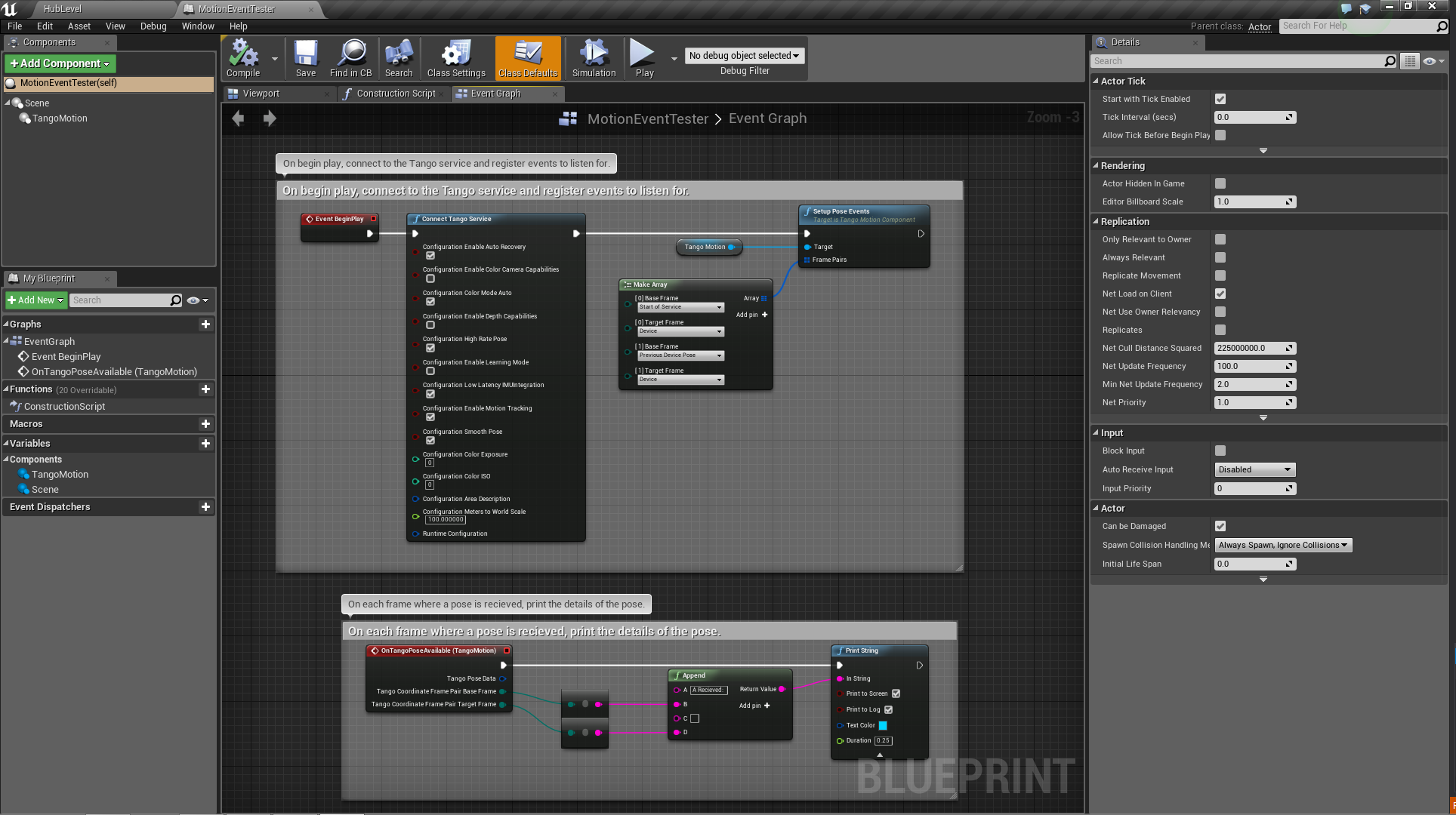 Tango Plugin by Opaque Media Group in Code Plugins - UE4 Marketplace