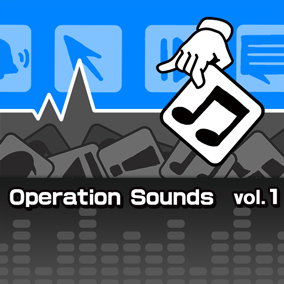 100 of sound effects best suited for the interface, featuring button sounds and pop-up window sounds, are included!