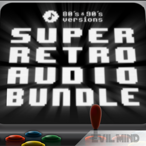The ultimate audio solution for any kind of retro/vintage old school games.