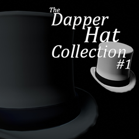 Collection of 14 customisable hats and headgear .