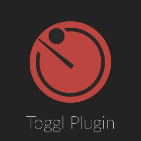 Track time you spend per project using the Toggl API Plugin!