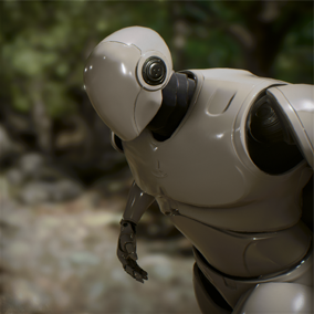 This is a mobile version of UE4's new default mannequin. For use on projects intended for mobile platforms.