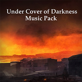The Under Cover Of Darkness Music Loop Pack contains 13 music files, seamless loops, and stings! Excellent for games and apps in the Sci-Fi, Horror, Drama, Tense, Suspenseful, and other worldly genres.