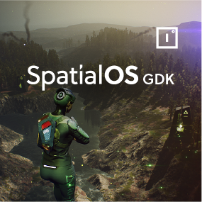 SpatialOS for Unreal Engine allows you to host your game and combine multiple dedicated server instances across one seamless game world whilst using the Unreal Engine networking API.