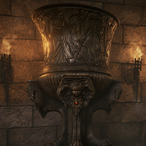 Ancient Urns and Amphoras of Elixir - Populate your levels and games with these magical urns and amphoras.