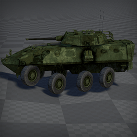 Code Plugin containing physical movement components for: 6, 8, 10, 12, 14, 16 wheels and Tank.