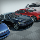 The pack contains five custom designed vehicles, complete with 3 LOD states, giving full range to any type of development. Each vehicle features advanced Substances and UE4 materials and multiple versions of car setups.