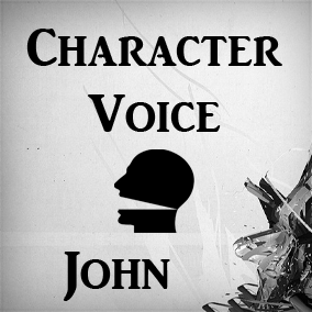 Slow and clumsy character voice (30+ common phrases).