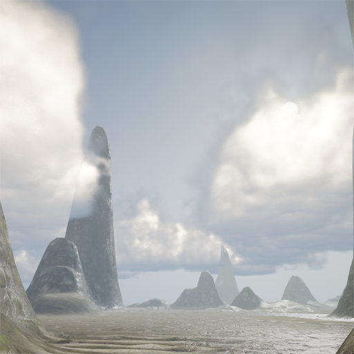Volumetric Clouds is 3D clouds with adjustable parameter and Day/Night cycle.