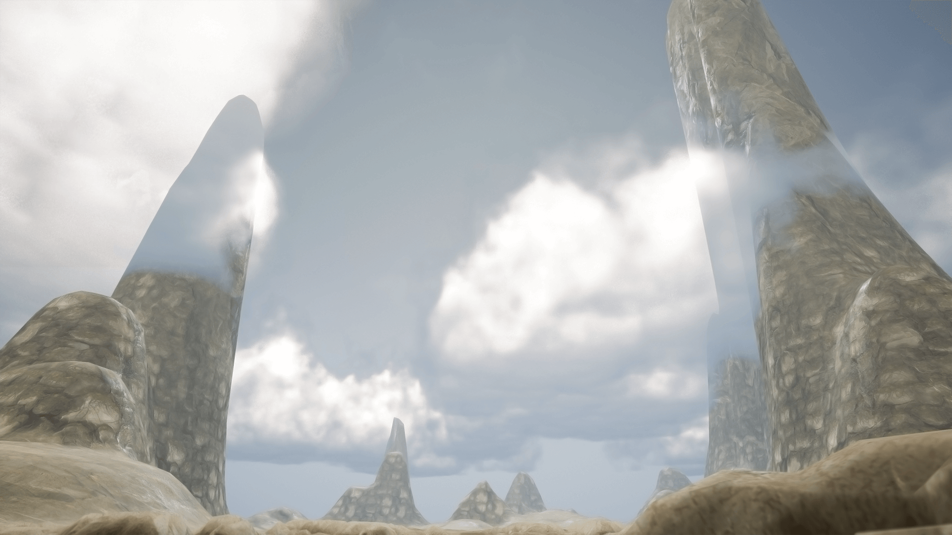 Volumetric Clouds by Mumu Momo in Blueprints - UE4 Marketplace