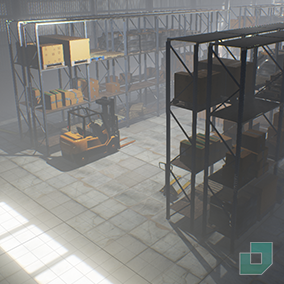 Modular Industrial Buildings, Warehouses and Assets.