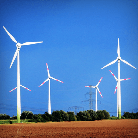 The Sound of Wind Farms