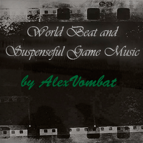 Collection of suspenseful and world beat musical tracks for game and film projects.