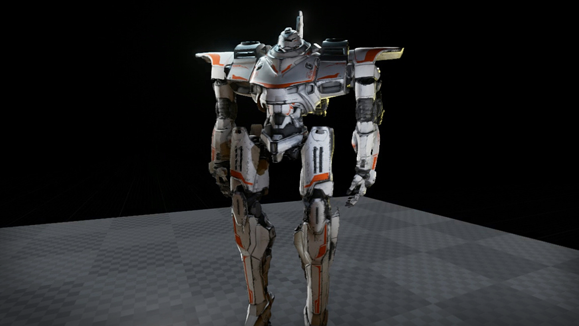 Z-Mech Robot Giant by ModelWorks in Characters - UE4 Marketplace