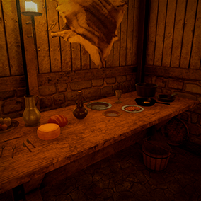 The Rustic pack includes props that are perfect for TopDown, FPS or third person games of a fantasy, medieval, rustic, western, backwoods or anything that fits a rustic look theme.