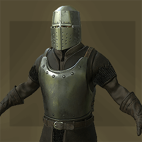A Medieval Knight with a base body, separate body parts, that makes it easy to set up different clothing, and other customisable features, that will give you a great base for any fantasy or medieval project!