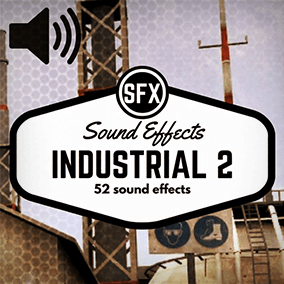 Collection of 52 sound effect files and 80+ cue sound files.