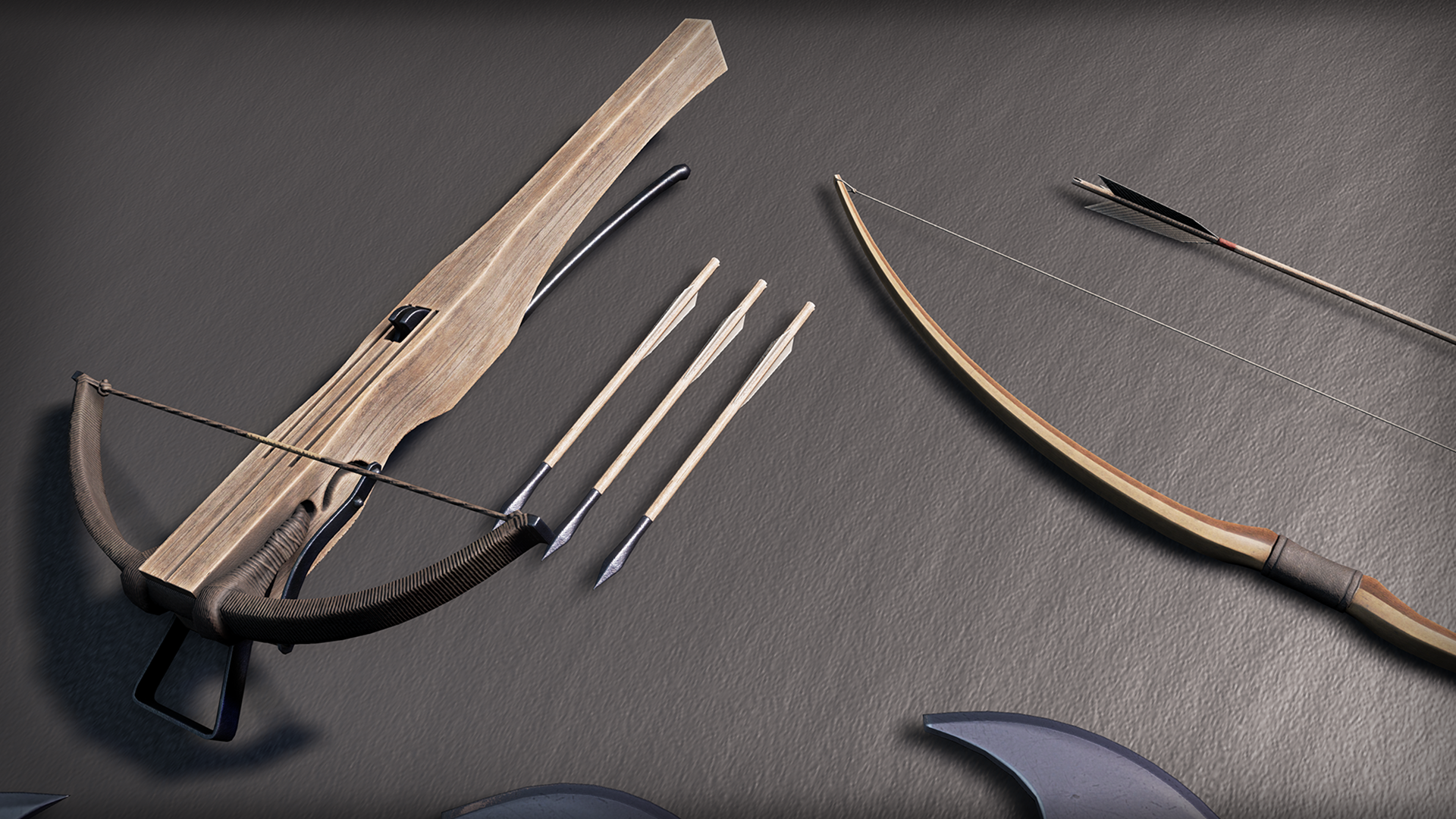 medieval weapons Medieval weapons there are a number of different weapons a medieval soldier could use in battle while there are a large number of weapons, they can be broken down into a few broad categories.