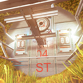 Pro-TEK 3 Modular Sci-Fi Space Station is the first piece of an essential pack!