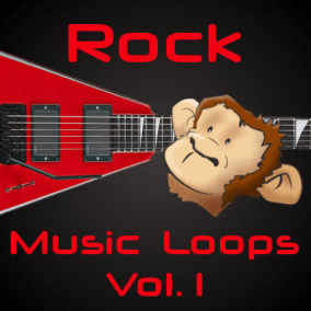 Rock Music Loops Vol 1 contains 12 high quality rock music loops (4 main tracks, plus 8 versions of them). Styles: High energy, groovy, grunge and soft rock.
