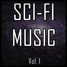 This pack contains music composed / produced to fit the atmosphere of science fiction games.