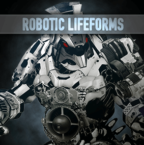 Robot Sound FX library - From small bots to massive automatons
