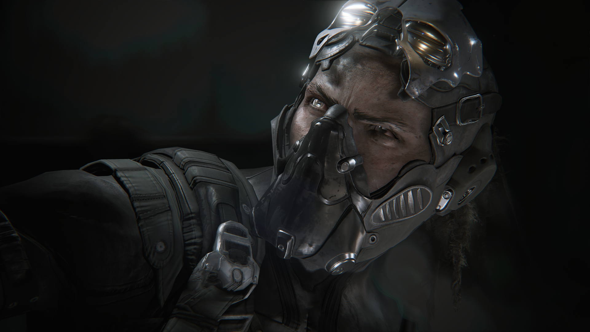 Infiltrator Demo by Epic Games in - UE4 Marketplace