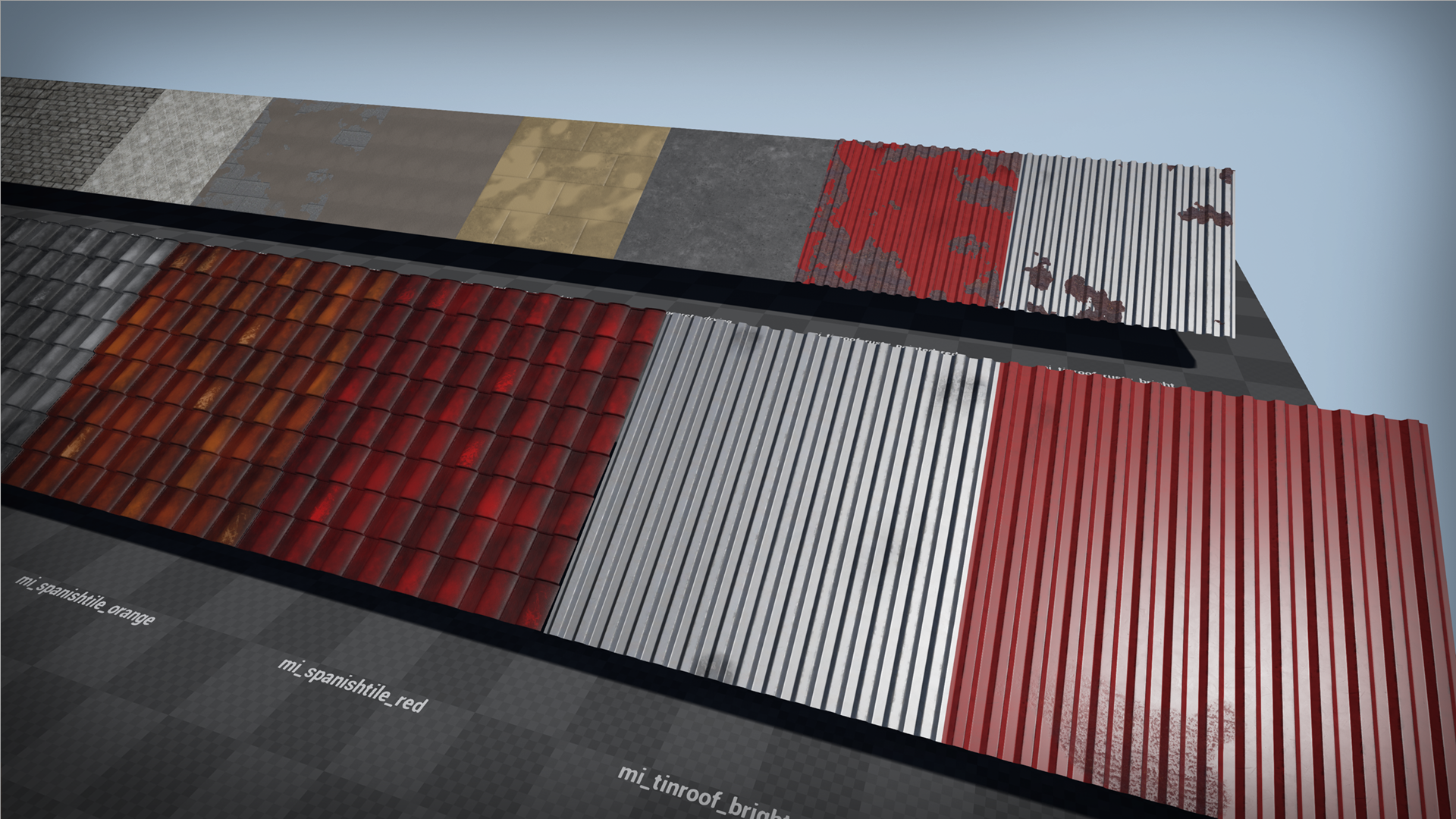 Necro's Utility Material Pack by Necrophob30 in Materials - UE4