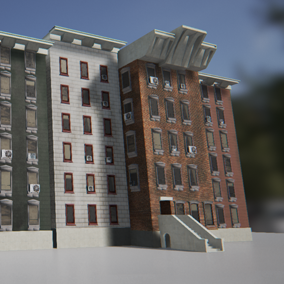 Procedural Apartment System helps you to quickly build urban-styled levels.