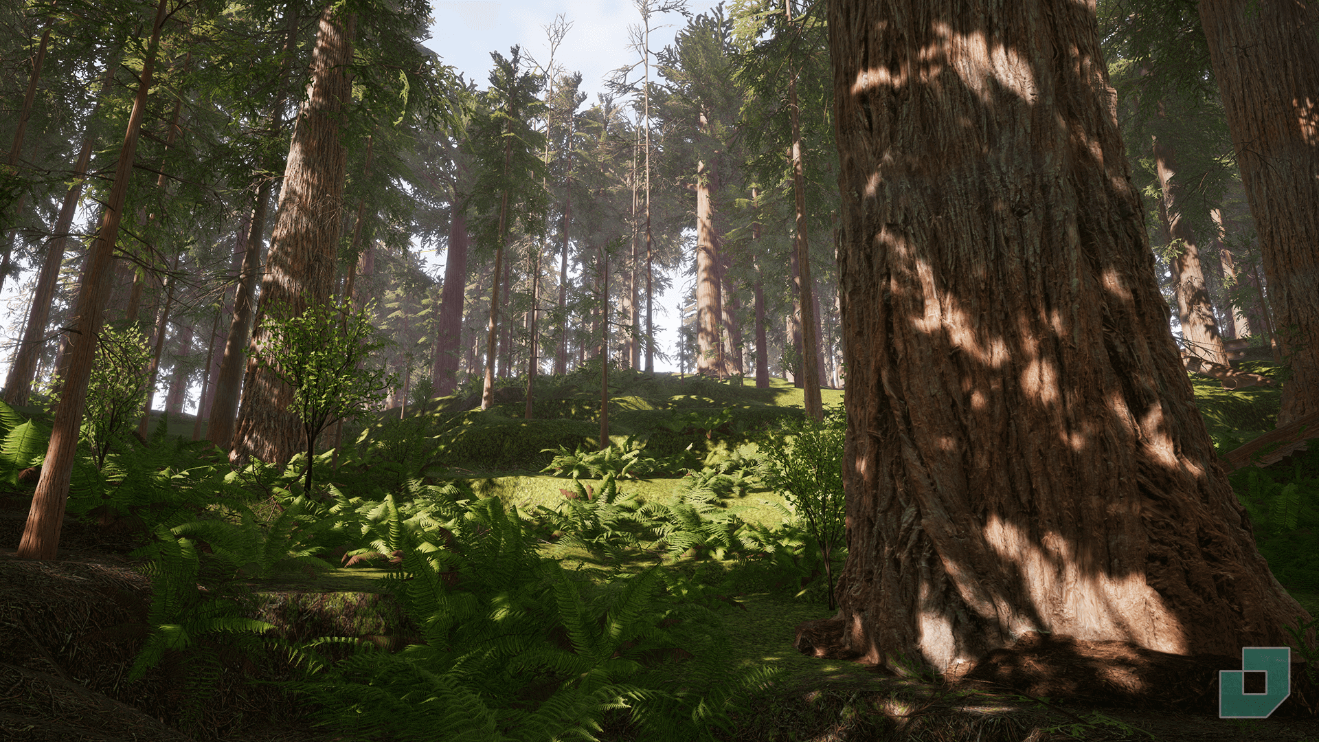 Redwood Forest by Dokyo in Environments - UE4 Marketplace
