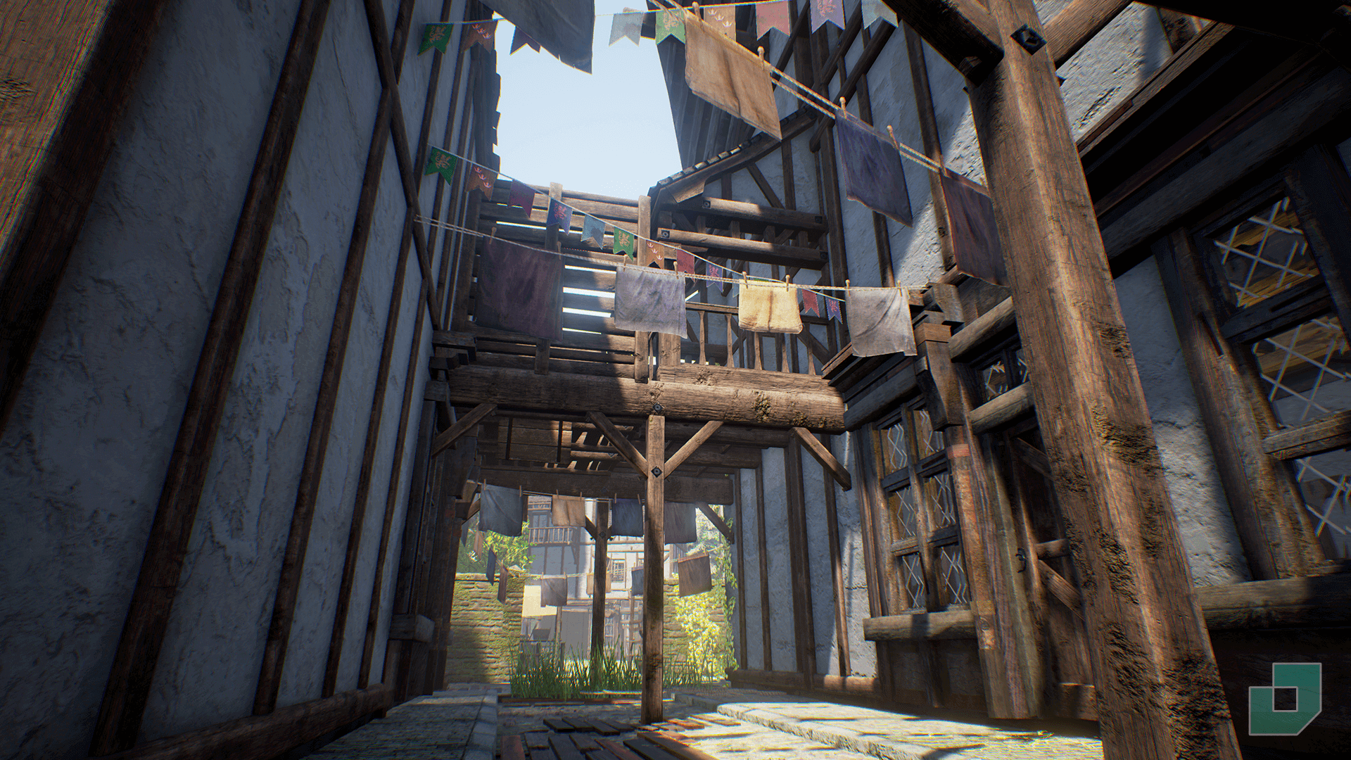 Medieval Town By Dokyo In Environments Ue4 Marketplace