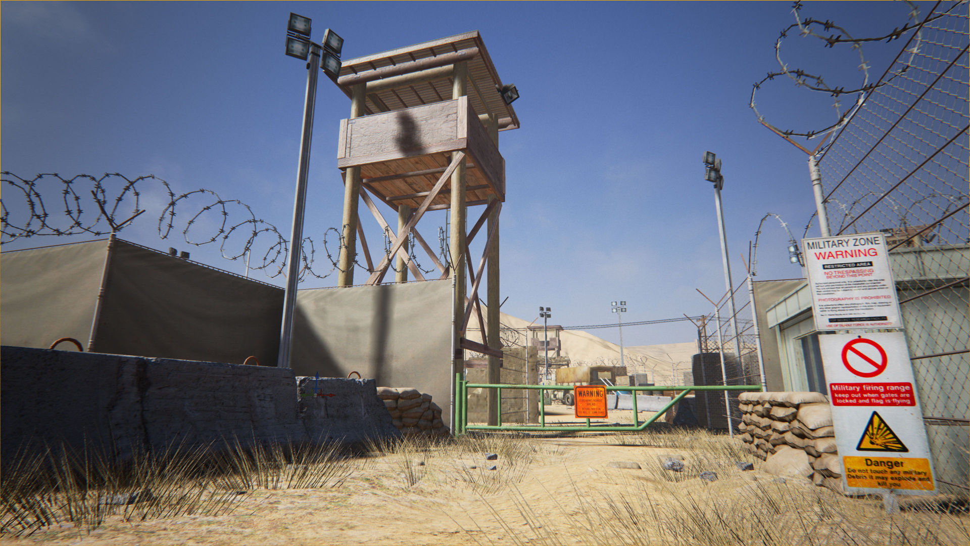 Unreal Engine Marketplace - Military Pack