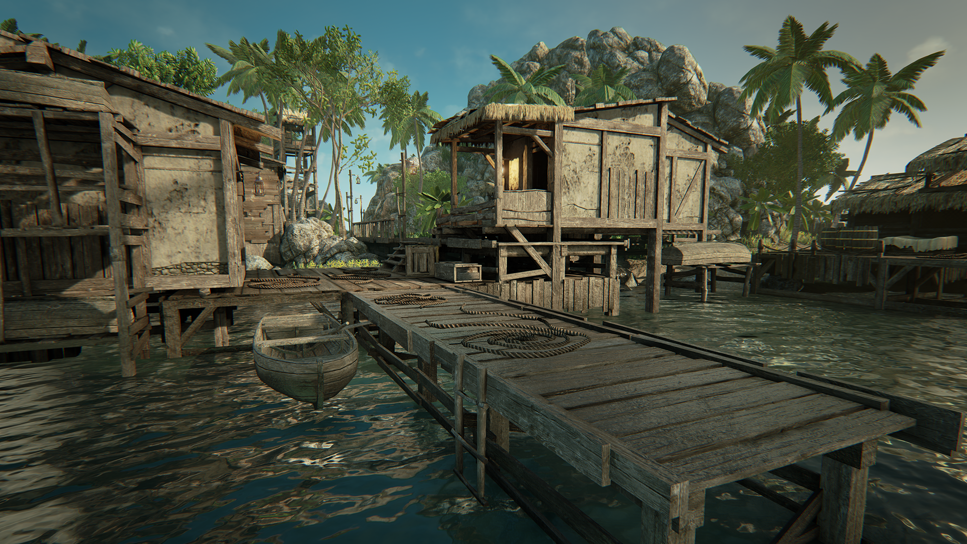 Pirates Island By Manufactura K4 In Environments Ue4