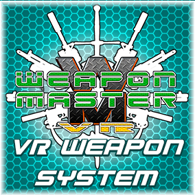 Weapon Master VR is a comprehensive weapon, pickup, and locomotion Blueprint system for the HTC Vive.