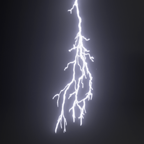 A selection of natural weather effects - Snow, Rain, Fog, Leaves, Lightning.