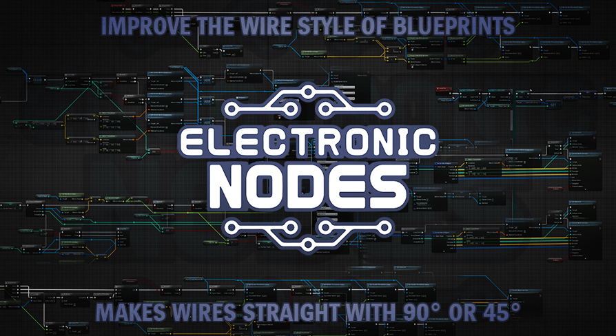 Electronic Nodes:コードプラグイン - UE マーケットプレイス